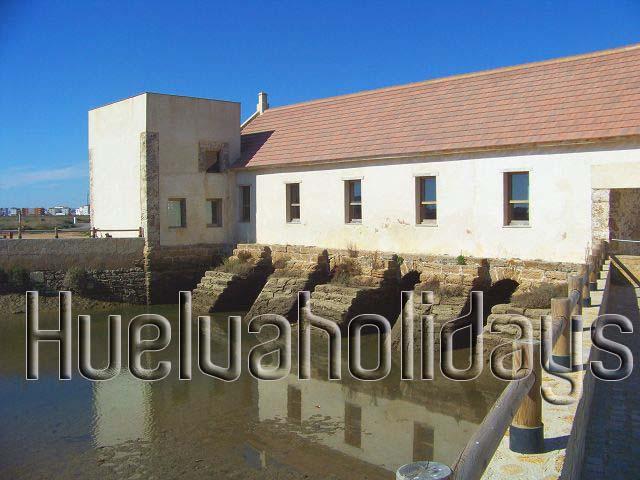 Molino de mareas en Ayamonte