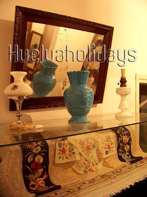 Museo del bordado en Aracena